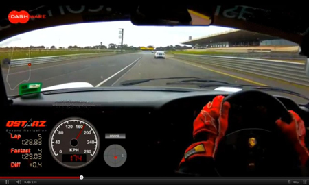 QSTARZ & Dashware take your motorsports videos to a new level!